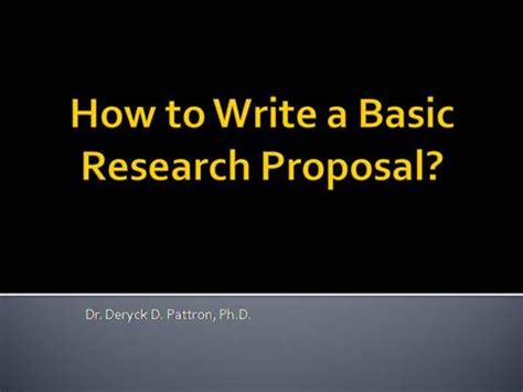 How to write a research design for dissertation letter